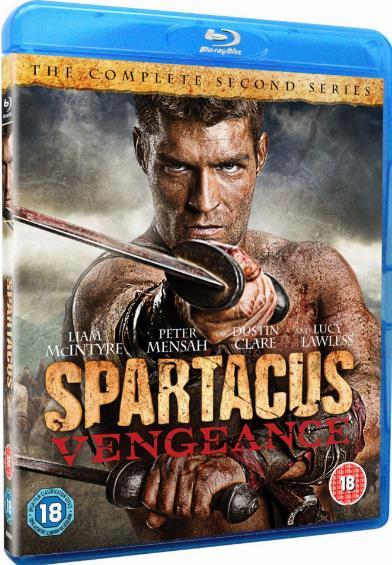 Spartacus Season 02 Complete 720p BluRay x265 HEVC MZABI-LavinMovie