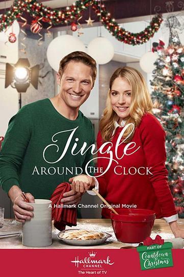 Jingle Around the Clock (2018) Hallmark HDTV x264  SHADOW