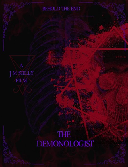 The Demonologist (2019) HDRip XviD AC3  EVO