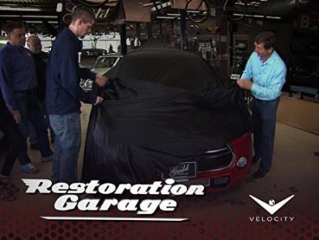 Restoration Garage S03E01 480p x264-mSD