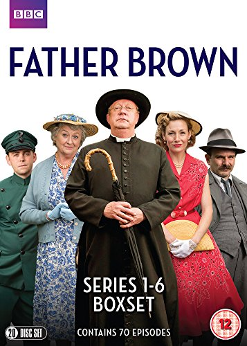 Father Brown 2013 S07E03 The Whistle In The Dark 480p x264-mSD