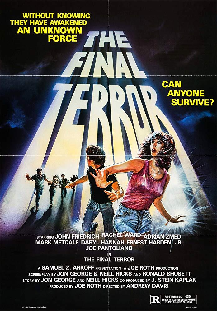 The Final Terror 1983 720p BluRay H264 AAC-RARBG