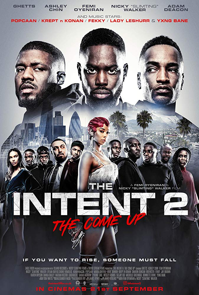 The Intent 2 The Come Up 2018 HDRip XviD AC3-EVO[TGx]