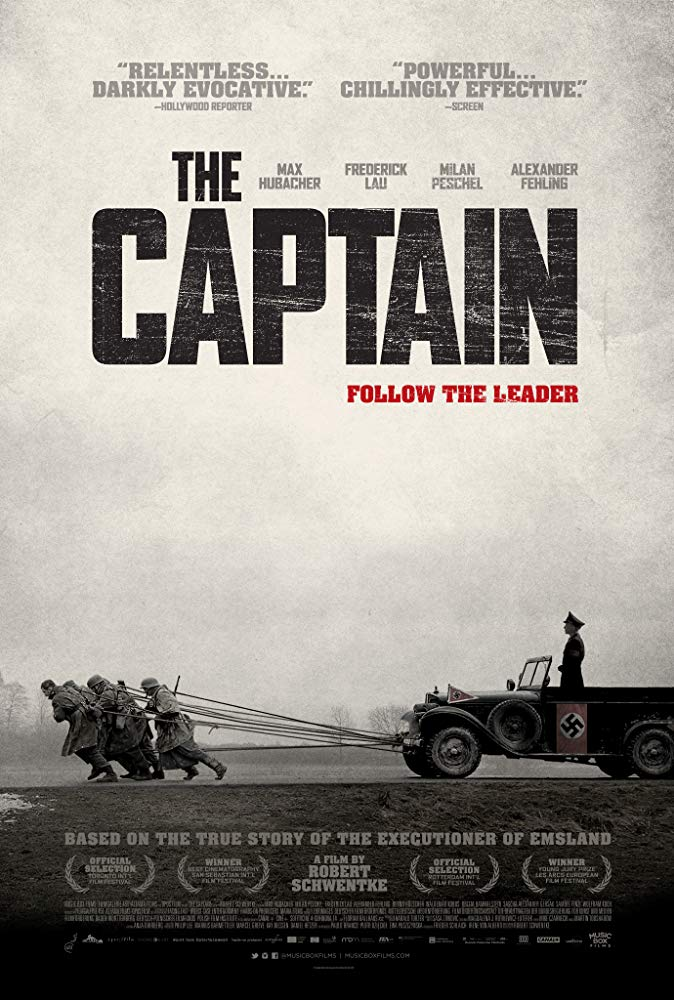 The Captain 2017 720p BRRip x264 MkvCage