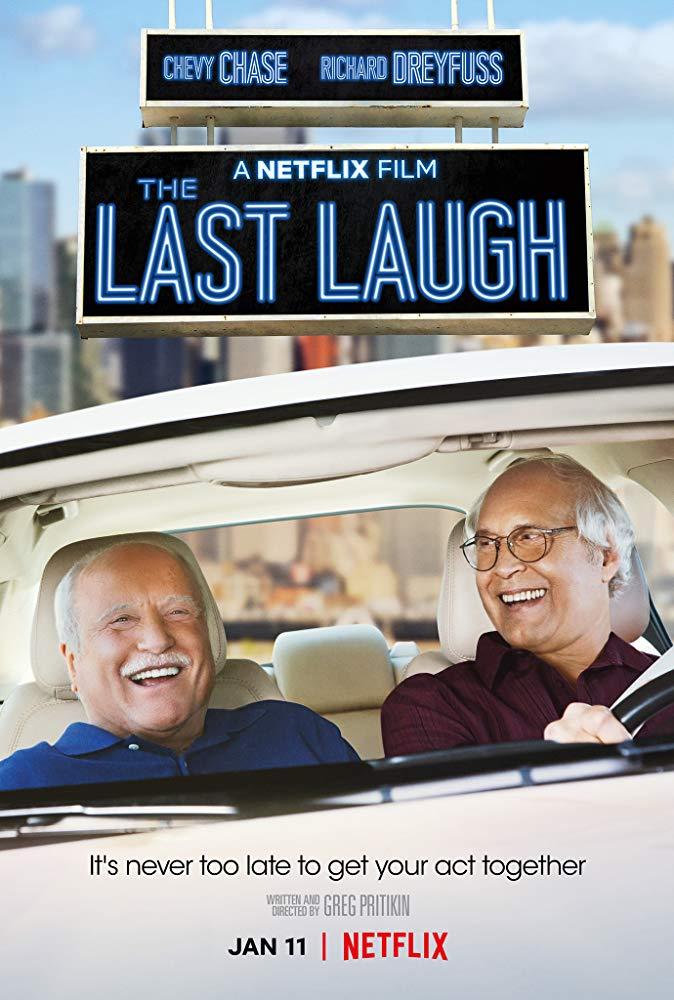 The Last Laugh 2019 1080p NF WEBRip DDP5 1 x264-CM