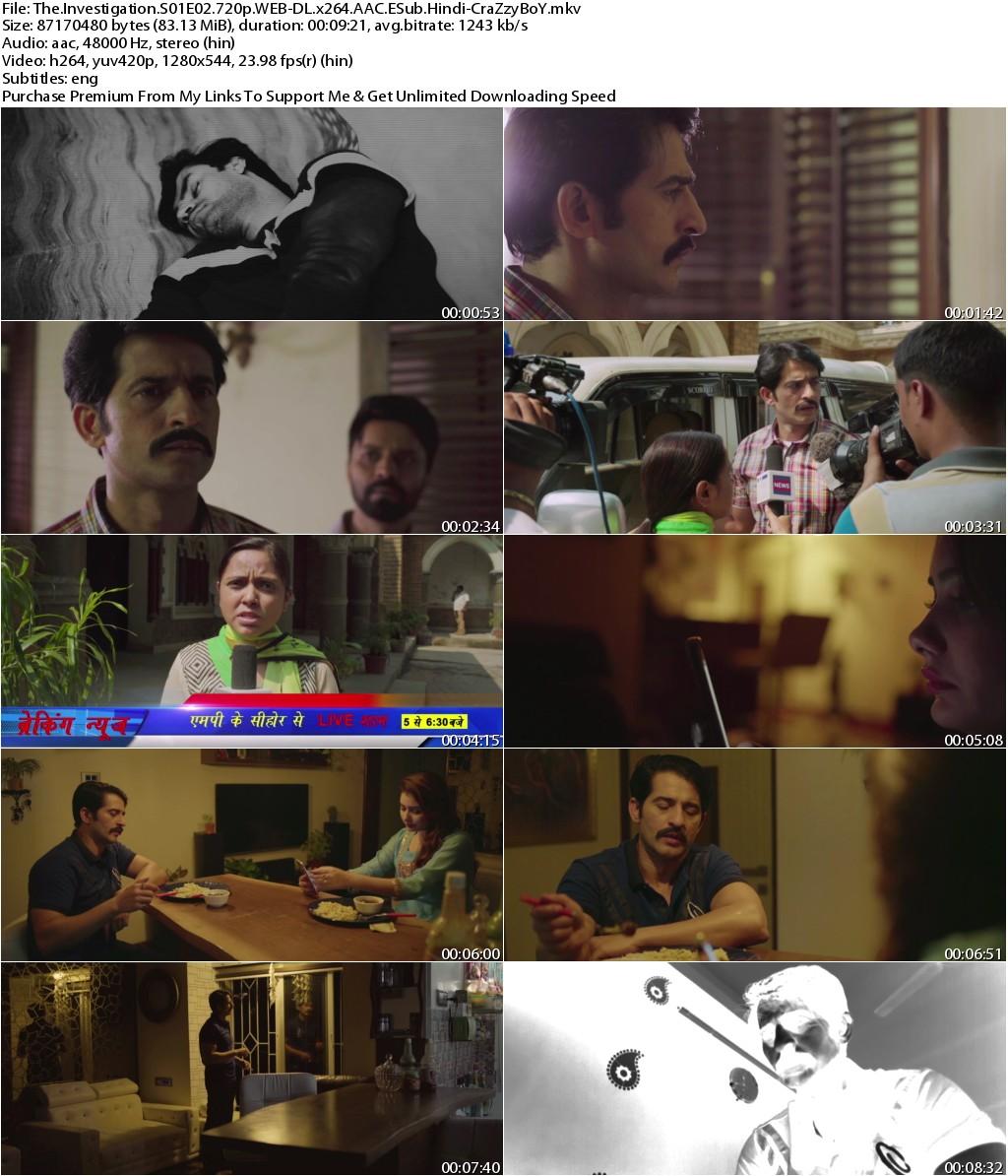 The Investigation Season 01 All 09 Episodes 720p WEB-DL x264 AAC ESub Hindi 790MB-CraZzyBoY