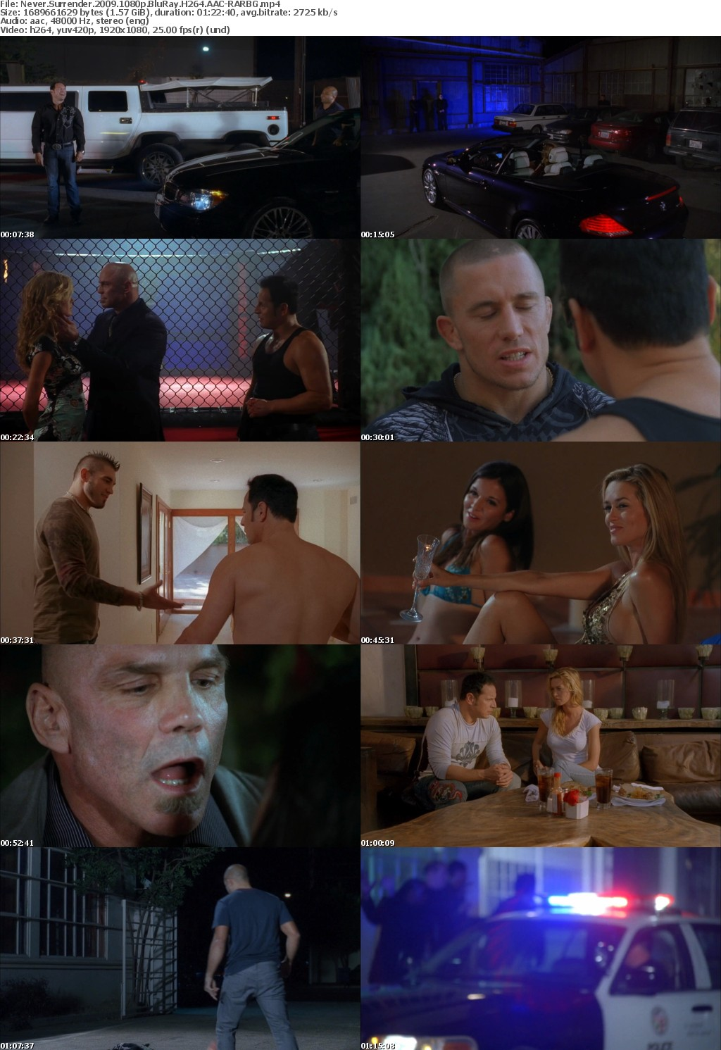 Never Surrender (2009) 1080p BluRay H264 AAC-RARBG