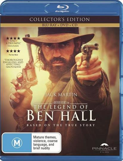 The Legend Of Ben Hall (2016) 1080p BluRay H264 AAC-RARBG