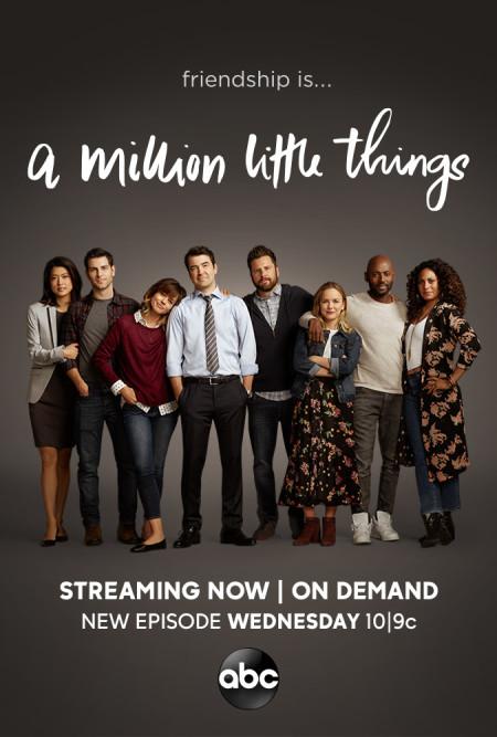 A Million Little Things S01E11 Secrets and Lies 720p AMZN WEB-DL DD+5.1 H264-AJP69