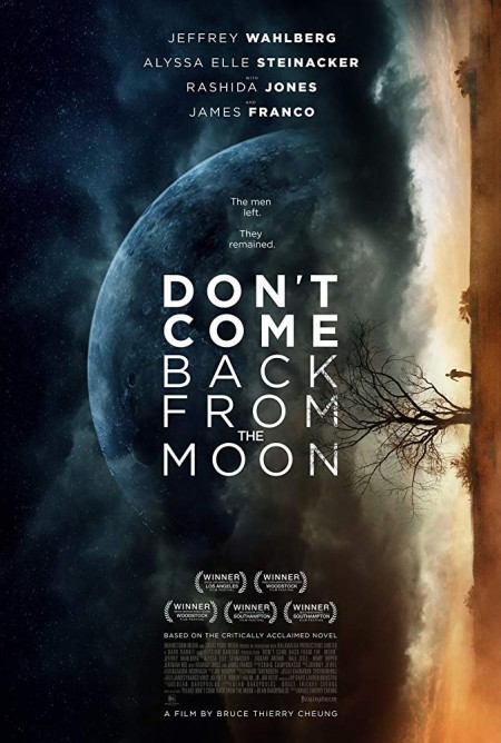 Dont Come Back From the Moon 2018 HDRip AC3 X264-CMRG