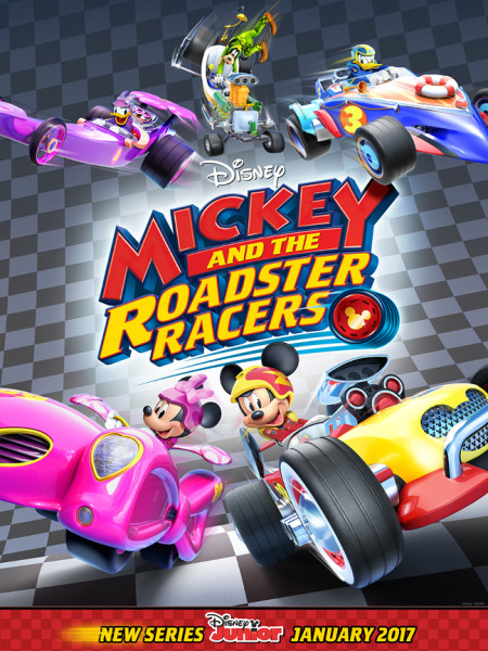 Mickey and the Roadster Racers S02E14 HDTV x264-W4F