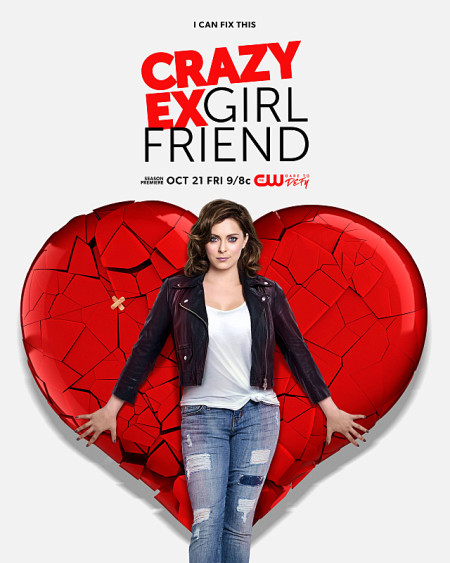 Crazy Ex  Girlfriend S04E11 HDTV x264  CRAVERS