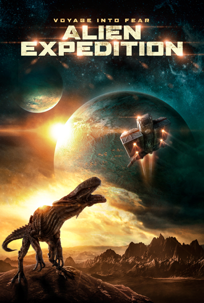 Alien Expedition (2018) BRRip XviD AC3  EVO