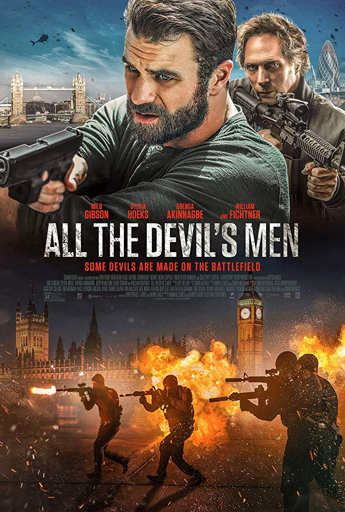 All the Devil's Men 2018 [BluRay] [720p] YIFY