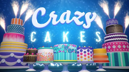 Crazy Cakes S01E05 Beer Bling and Spinning Cakes 720p WEB x264-KOMPOST