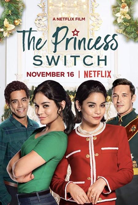 The Princess Switch 2018 720p WEBRip XviD AC3-FGT