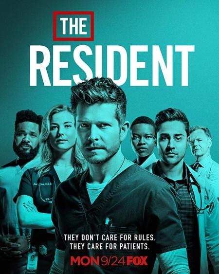 The Resident S02E12 480p x264-mSD