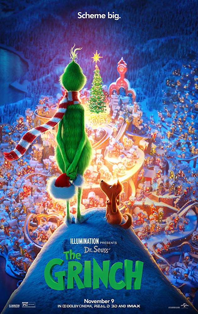 The Grinch 20181080p BluRay x264-CMRG[EtHD]