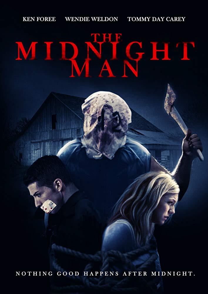 The Midnight Man 2017 [BluRay] [1080p] YIFY