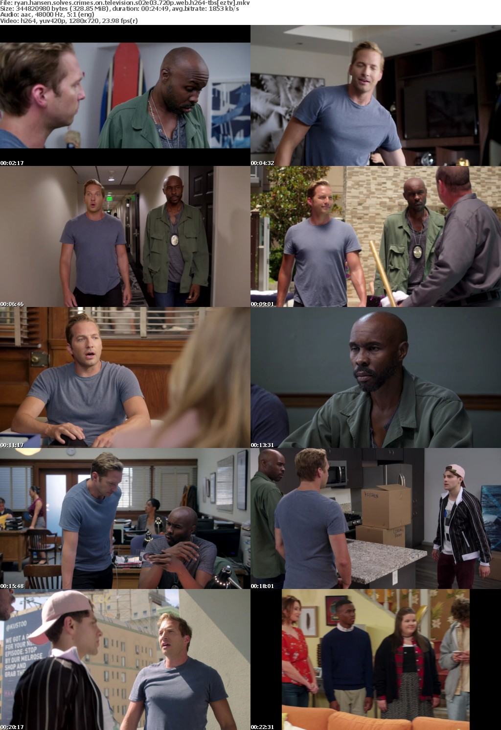 Ryan Hansen Solves Crimes on Television S02E03 720p WEB h264-TBS