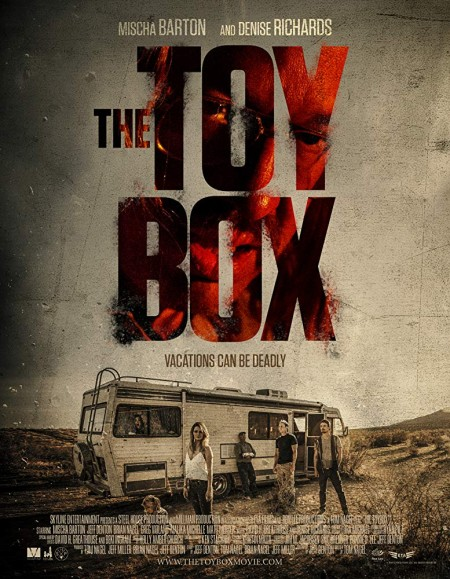The Toybox (2018) BRRip AC3 X264-CMRG