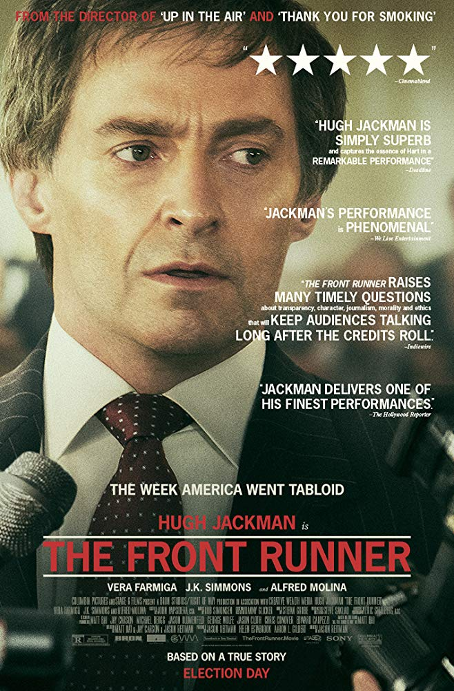 The Front Runner 2019 BRRip XviD AC3-EVO