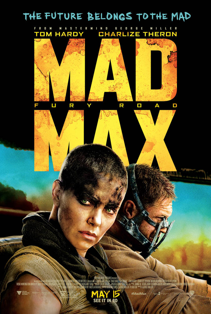 Mad Max Fury Road (2015) 1080p BluRay 10bit HEVC 6CH 2 5GB - MkvCage