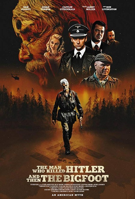 The Man Who Killed Hitler and Then the Bigfoot (2019) 1080p WEB-DL DD5.1 H264-CMRG