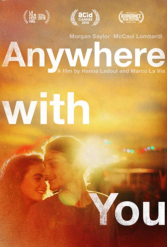 Anywhere With You 2018 HDRip XviD AC3-EVO[EtMovies]