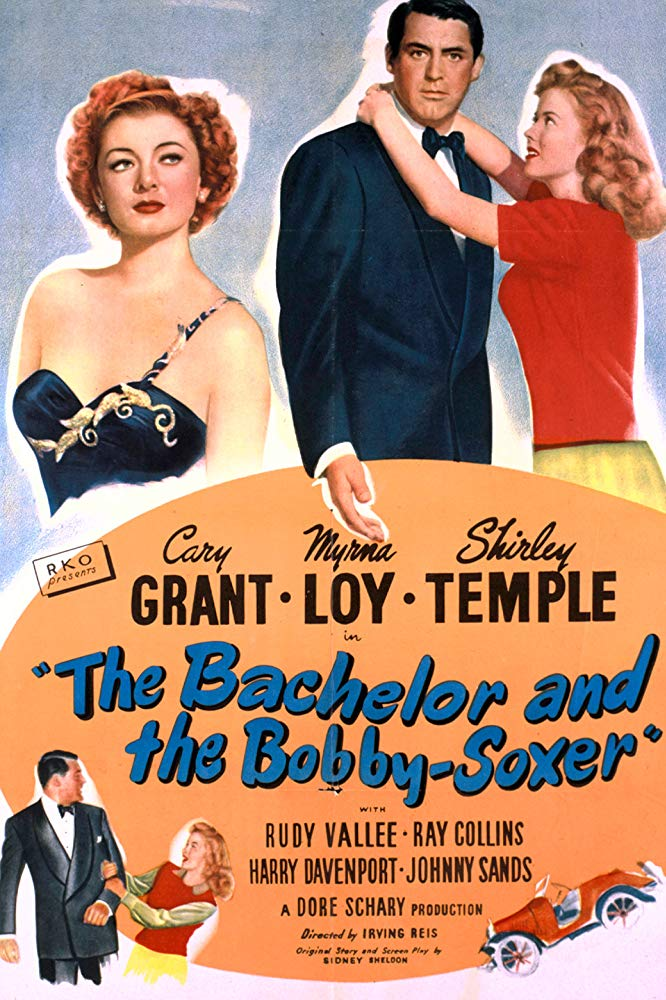 The Bachelor and the Bobby-Soxer 1947 DVDRip XViD