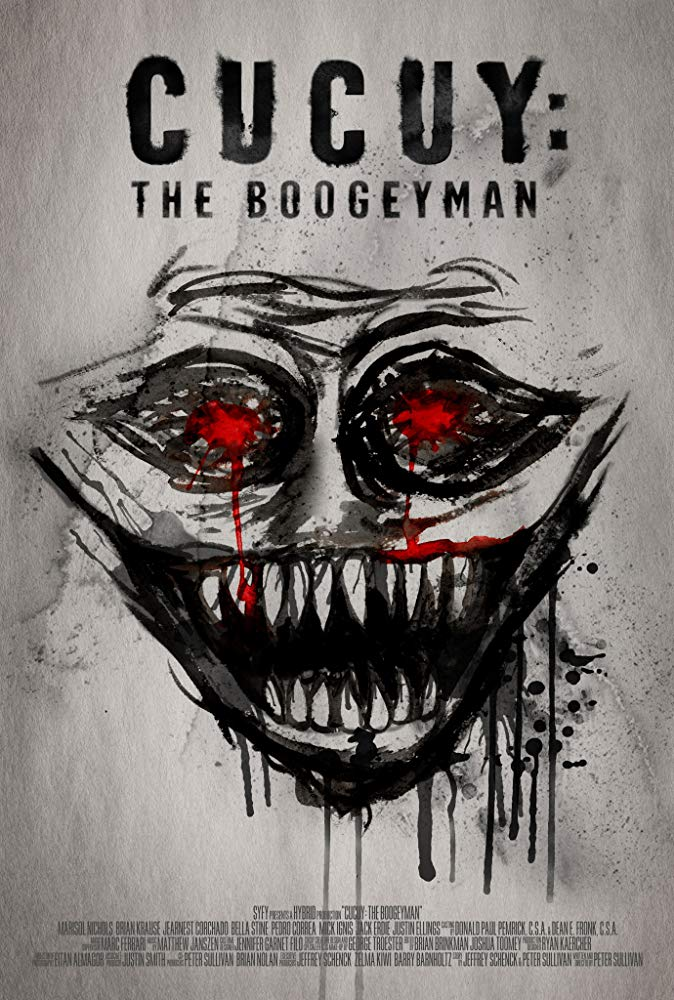 Cucuy The Boogeyman 2018 HDRip XviD AC3-EVO[EtMovies]