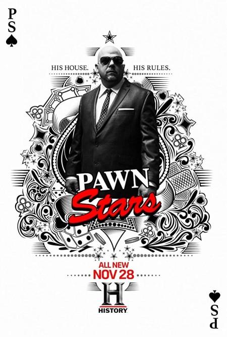 Pawn Stars S10E19 Birthday Blues iNTERNAL 480p x264-mSD