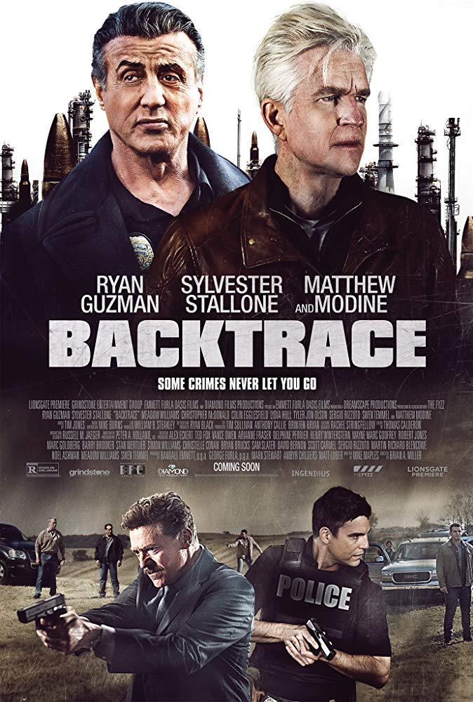 Backtrace 2018 BDRip XviD AC3-EVO [TD]