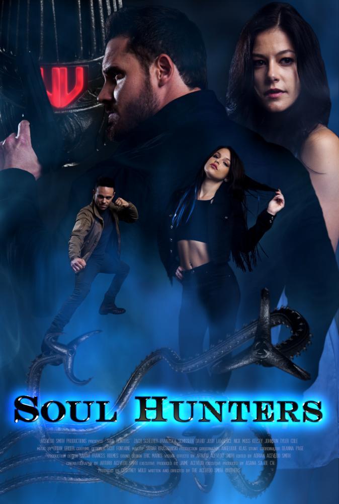 Soul Hunters 2019 HDRip XviD AC3-EVO [TD]