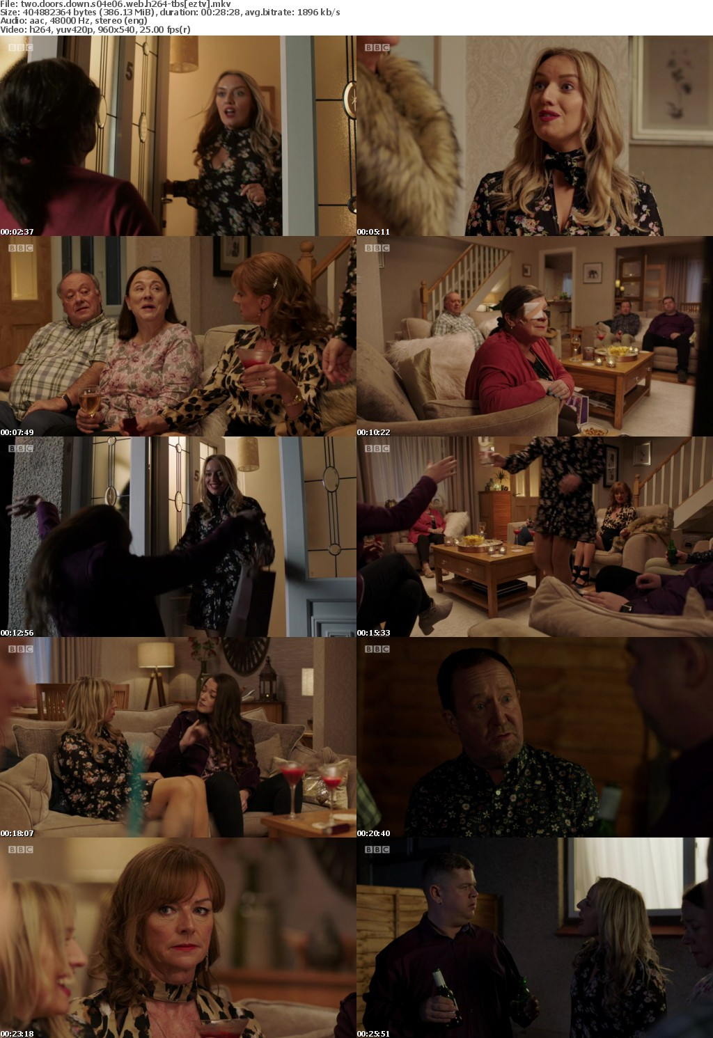 Two Doors Down S04E06 WEB h264-TBS