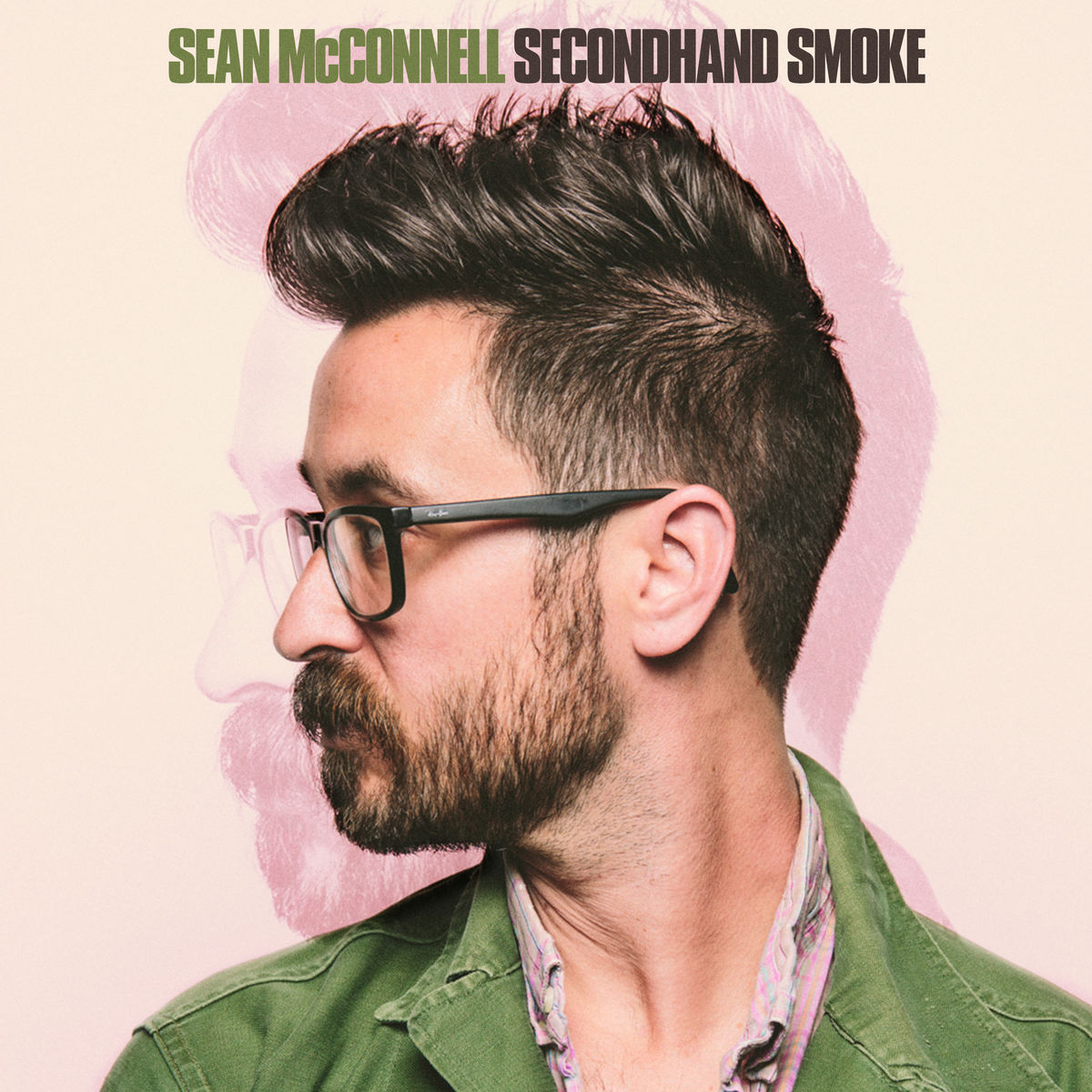 Sean McConnell - Secondhand Smoke (2019) [16 44 FLAC]