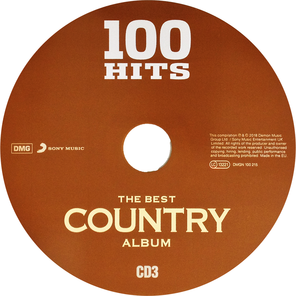 100 Hits The Best Country Album - VA Compilation 2018 [Flac-Lossless]