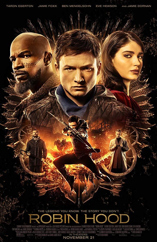Robin Hood 2018 720p BluRay x264 [MW]