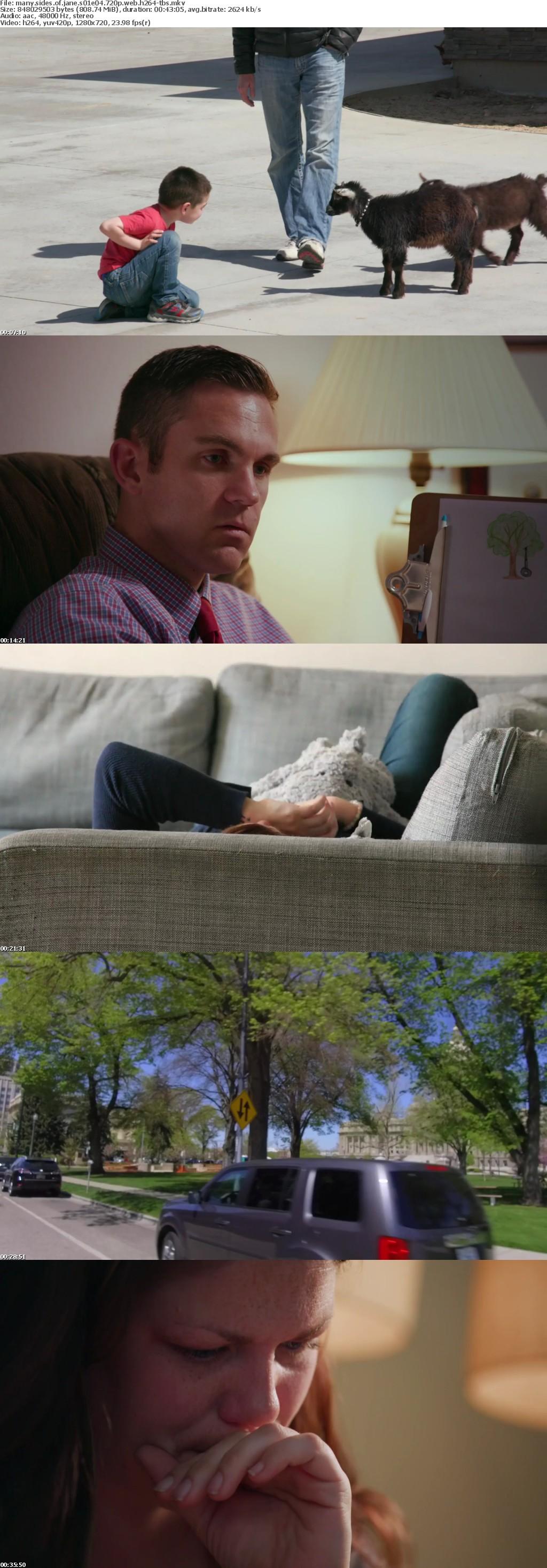 Many Sides of Jane S01E04 720p WEB h264-TBS