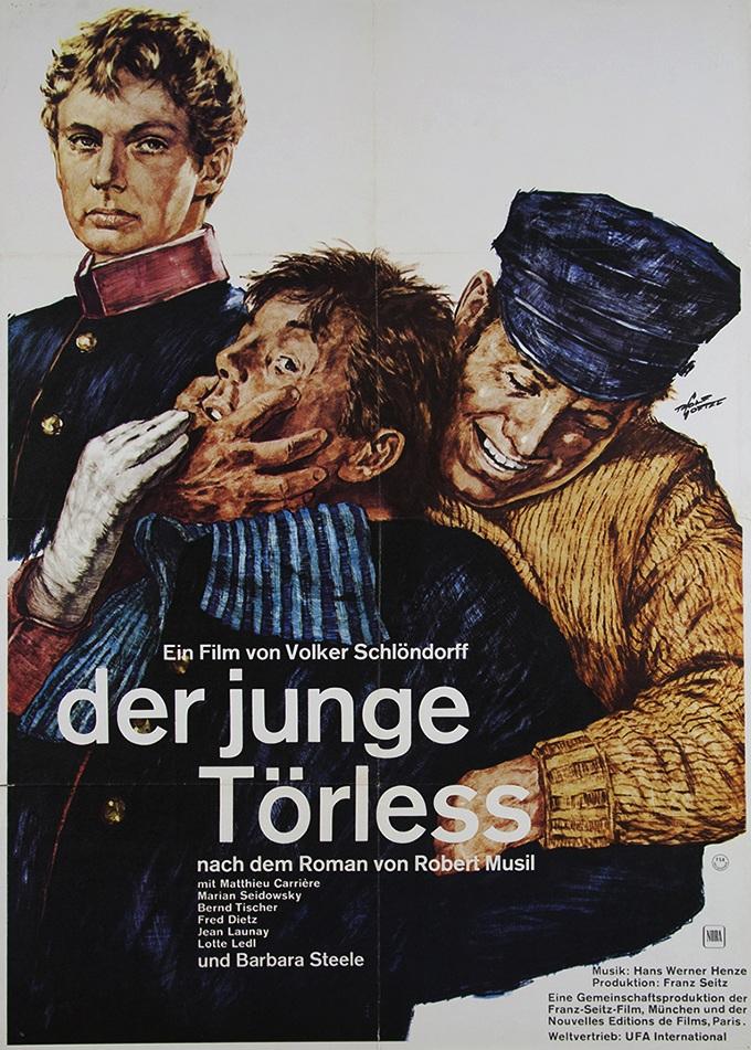 Young Torless 1966 GERMAN BRRip XviD MP3-VXT