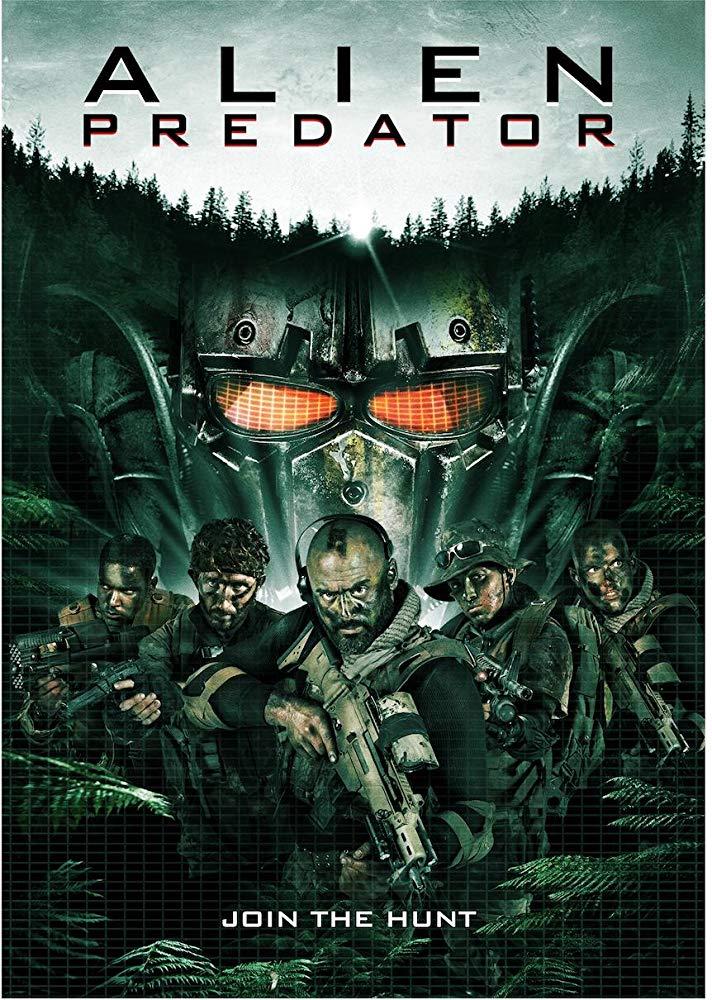 Alien Predator 2018 1080p BluRay H264 AAC-RARBG