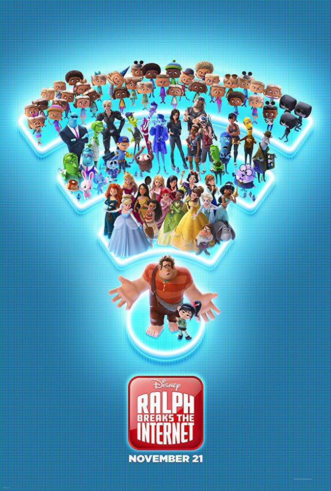 Ralph Breaks the Internet 2018 1080p BluRay x264-SPARKS[EtHD]