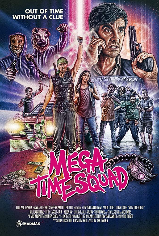 Mega Time Squad 2019 HDRip XviD AC3-EVO