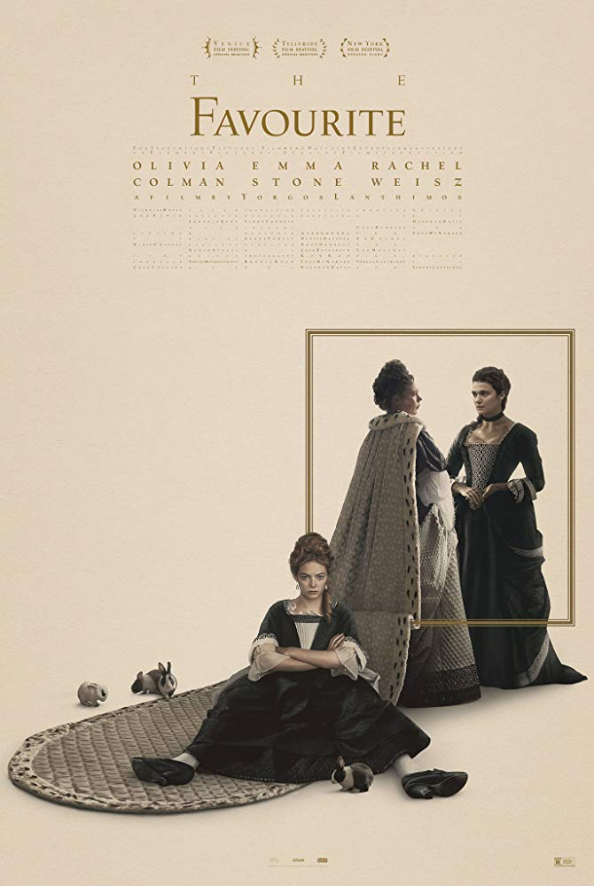 The Favourite 2018 1080p BluRay x264-SPARKS[EtHD]