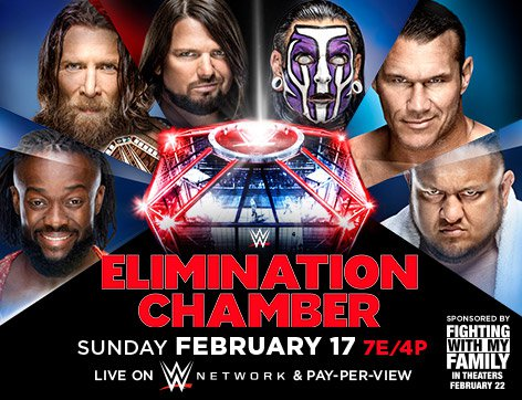 WWE Elimination Chamber 17th February 2019 720p PPV WEBRip x264-MkvHub