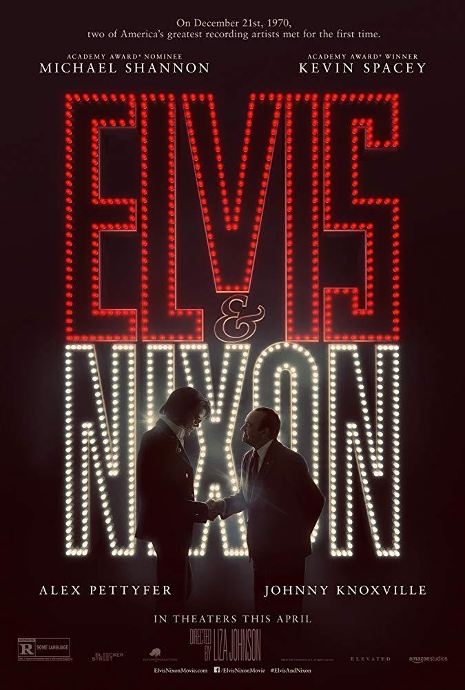 Elvis and Nixon 2016 BRRip XviD MP3-XVID