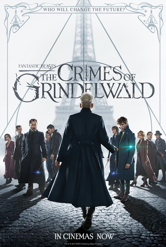 Fantastic Beasts The Crimes of Grindelwald 2018 BRRip XviD AC3-EVO[TGx]