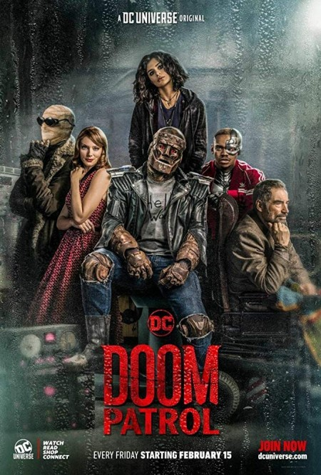 Doom Patrol S01E03 720p WEBRip X264-METCON