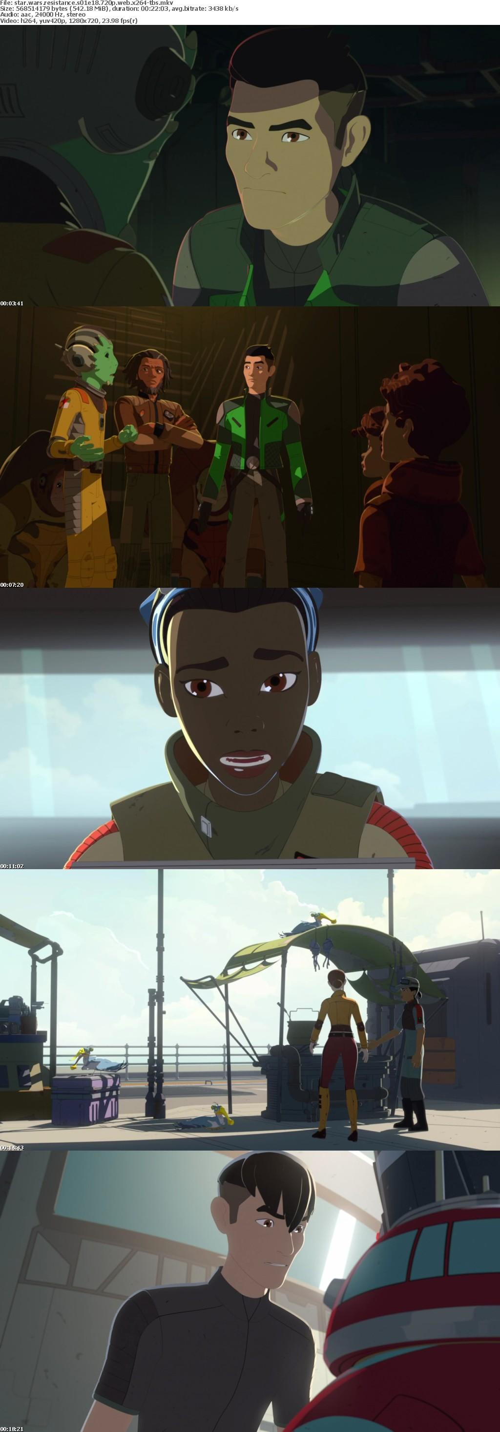 Star Wars Resistance S01E18 720p WEB x264-TBS