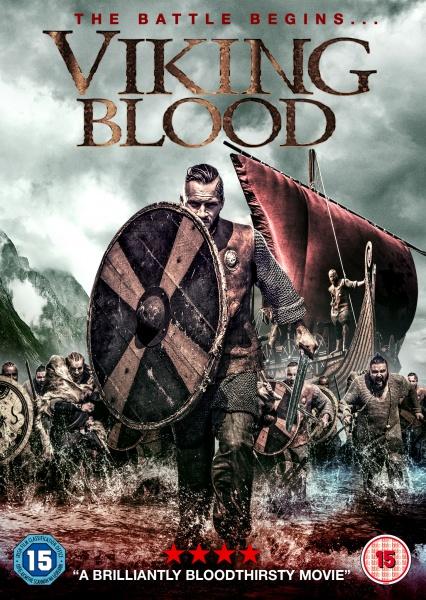 Viking Blood 2019 720p HDRip 800MB x264-GalaxyRG